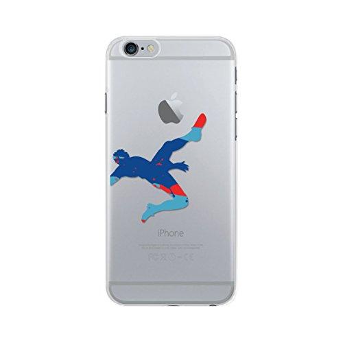 BigBen - Custodia rigida per iPhone 6/6S, colore: Trasparente
