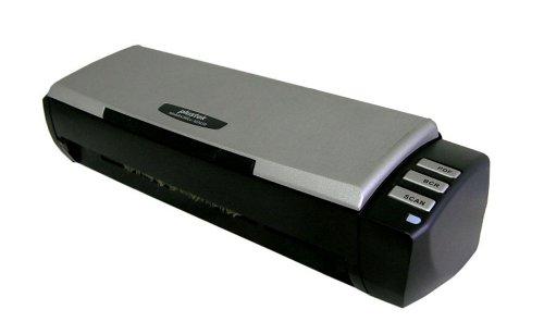 Plustek MobileOffice AD450 mobiler Duplex-ADF-Scanner (600dpi, A4, USB) inkl. DocAction Software