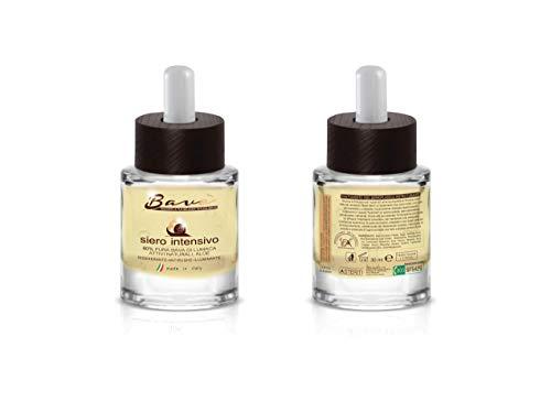 LFA - LABORATORI   Siero Viso alla Bava di Lumaca   Acido Ialuronico BPM e Aloe Vera   30 ml