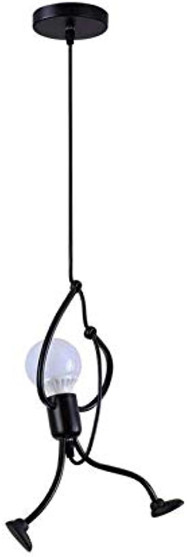 Chandeliercreative Anhnger Deckenleuchte Vintage Eisen Cartoon Hngelampe Leuchte Junge Mdchen Kinderzimmer Kronleuchter