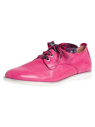 Tamaris 1-1-23219-24, Zapatos de Cordones Derby Mujer, Fucsia, 37 EU