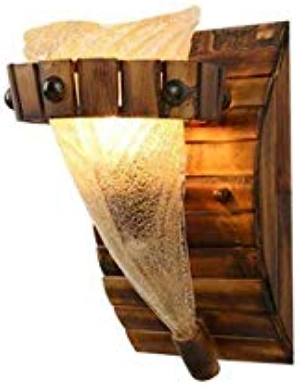 Chandelieroperated Vintage Wandleuchte, Hotel Bambus Wandleuchte, Art Outdoor, Korridor, Wandleuchte, E27-Einzelkopf-Kristall-Wandleuchte, Mode 14  25Cm