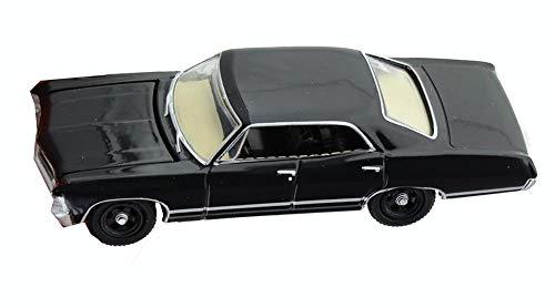 Supernatural 1/64 Die-Cast Car - 1967 Chevrolet Impala (Loot Crate Exclusive)