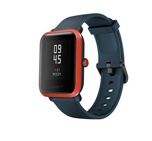 Amazfit A1821REDORANGE Smartwatch, Unisex-Adult, Naranja
