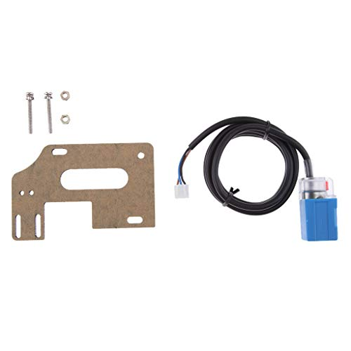 H HILABEE 3D Printer Parts Auto Leveling Sensor & Base Improve Printing Precision