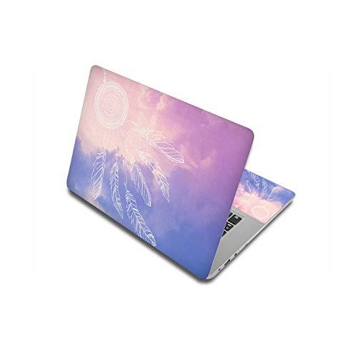 Pegatinas para portátil de 15 pulgadas de 14 pulgadas 12 pulgadas 17 pulgadas 15.6 pulgadas PC Skin Skin para Xiaomi mi pro 13.3/Asus/Macbook Air 13/acer/hp/lenovo Skin para portátil 5 15 inch(38x27cm)