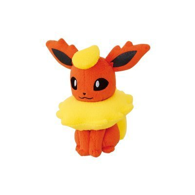 2-2013 - Booster separately MY Pokemon The Movie Collection Plush Toy by Banpresto image