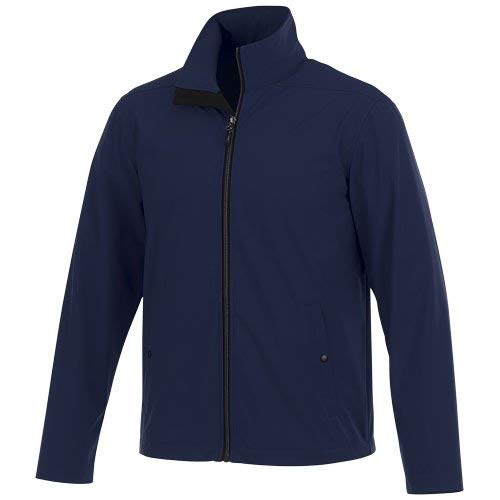 Elevate Karmine Veste Softshell Bleu Marine XL