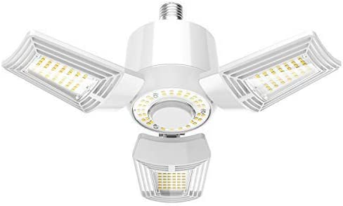 LED Garage Light All items in the store 125W 3 Leaf 500 Ceiling 5 ☆ popular Lights Lu 13