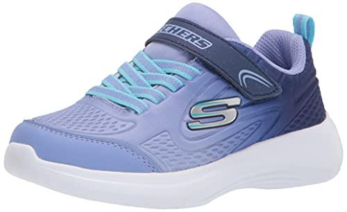 Skechers Mädchen SELECTORS Sweet Swirl Sneaker, Navy, 36 EU
