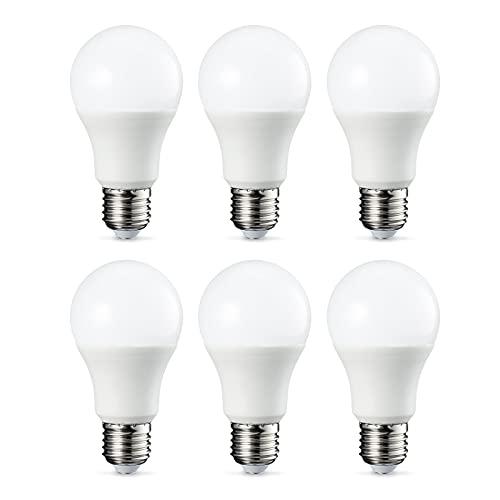 Bombillas Led E27 Luz Fría 9W Marca Amazon Basics