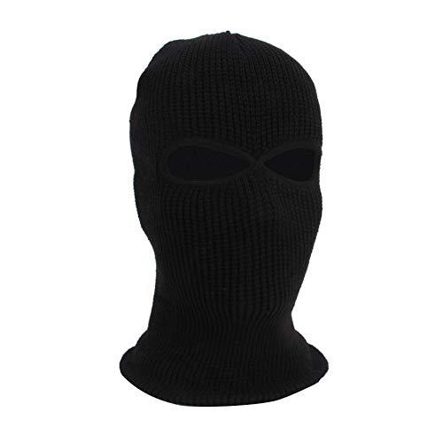 Inicio Radfahren Gesichtsmaske Sturmhaube Winddicht Thermohut Kopfbedeckungen Outdoor Winter Skifahren Sportbekleidung Zubehör