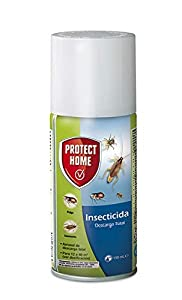 Protect Home - Insecticida Descarga Total, automático, antiguo Solfac, 150ml (1 unidad)