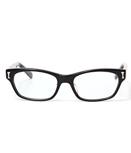 泰八郎謹製/タイハチロウキンセイ:PREMIERE V -ブラック-:タイハチロウキンセイ メガネ 眼鏡:ワンサイズ...