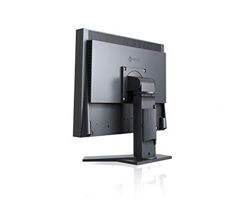 Eizo S1923H-BK 48,3 cm (19 Zoll) Square-Monitor (DVI-D, D-Sub, Auflösung 1280 x 1024) schwarz