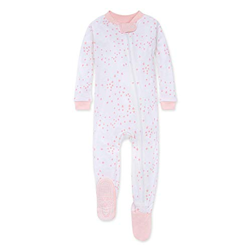 Burt's Bees Baby Girls Sleeper Pajamas