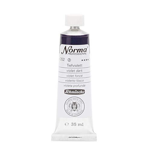Schmincke Norma Professional, 35ml, Tiefviolett [Spielzeug]