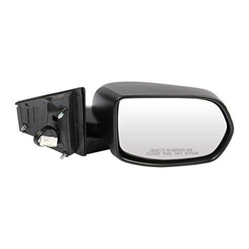 SCITOO Passenger Right Side Mirror Side View Mirror Fits for 2012-2016 for Honda CR-V Power Control HO1321270 76200T0AA01