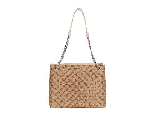 Nine West Endellion Shoulder Bag Mocha/Confetti One Siz