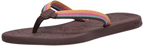 Roxy womens Colbee Sport Sandal, Multi, 5 US