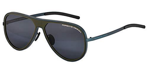 Porsche P8684 Color C Cal 62 Color Blue Gafas de sol
