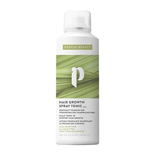 Pony Puffin Hair Growth Spray Tonic - 150 ml Unterstützt nachweislich das Haarwachstum Vegan