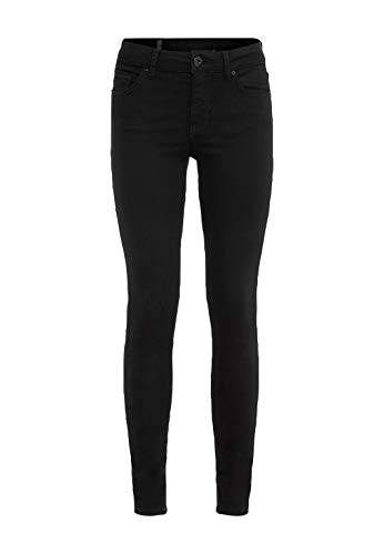 HALLHUBER Basic-Skinny MIA Stay Black eng geschnitten Black Denim, 38