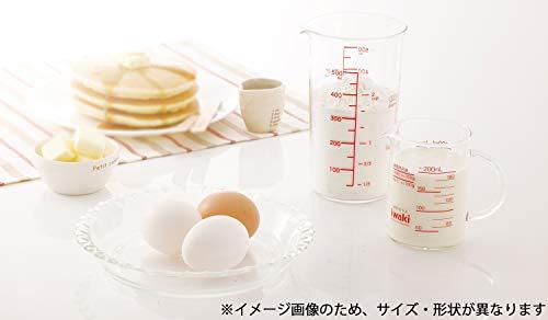 iwaki(イワキ) 耐熱ガラス 計量カップ メジャーカップ 100ml KBTMC100