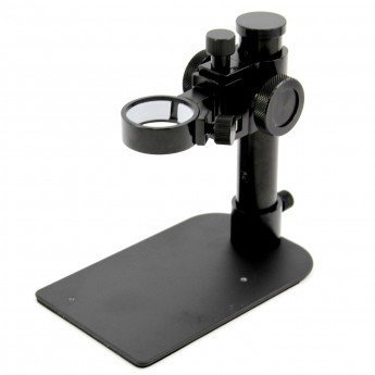 MS34B-R3 - Miniature Precision Stand With Fine Focus - Designed for Dino-Lite