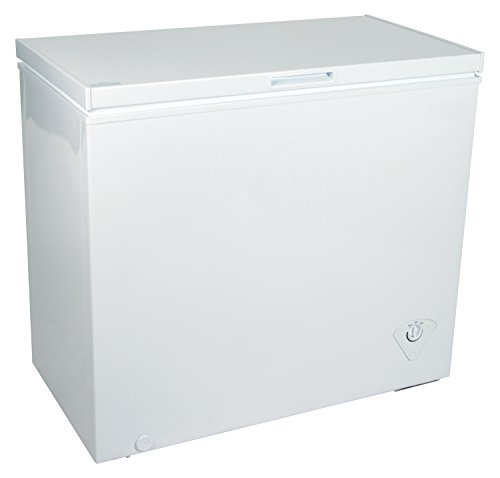 Koolatron KTCF195 7.0 cu. ft. Chest Freezer, White