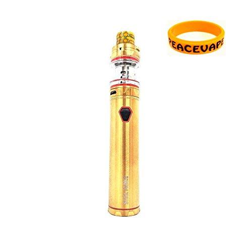 GENUINO SMOK STICK PRINCE TFV12 3000 mAh E-cigarrillo (Oro) con TFV12 PRINCE TANK 2mL...