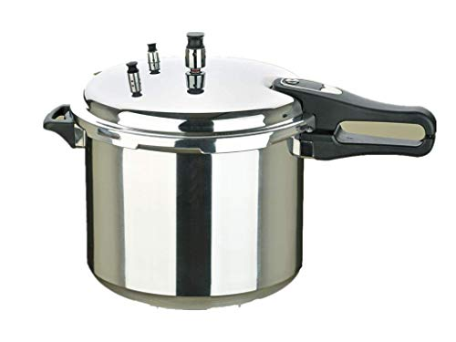 All For You mirror polishing UL pressure cooker (6 QT)