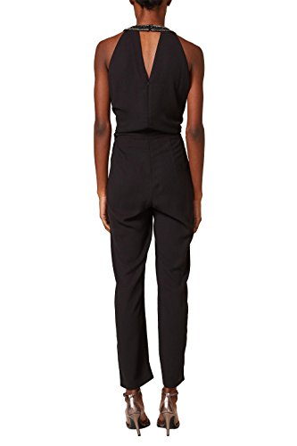 ESPRIT Collection Damen Jumpsuit, Schwarz - 2