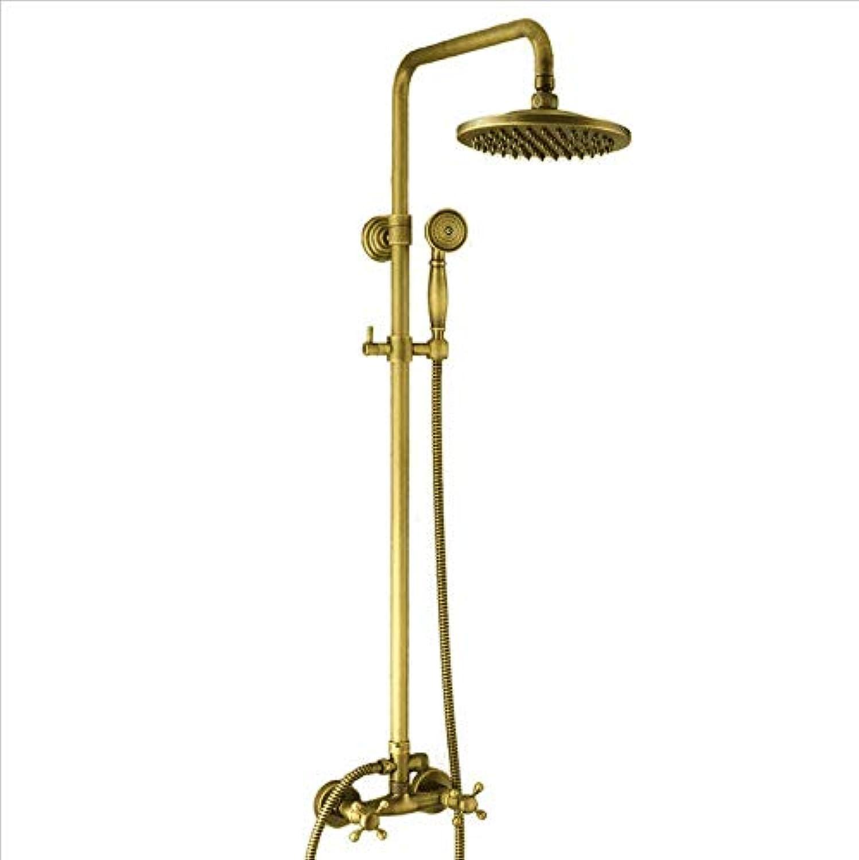 Kupfer EuropIsch Antik Dusche Duschset Handbrause