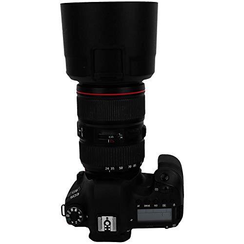 Topiky ET-83D Lens Hood,Premium Duurzame Camera Mount Lens Hood voor EF 100-400mm F/4.5-5.6L IS II USM Lens