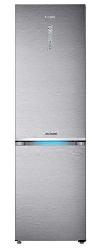 Samsung RB41J7859SRFrigorifero Combinato RB7000, 406 L, Inox Spazzolato [Classe di efficienza energetica A+++]