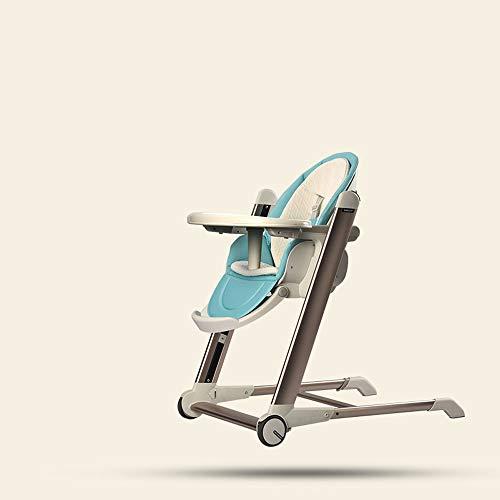 MASODHDFX Ergonomie Baby Kinderstoelen Baby Ei Vorm Vijf Punt Stoel Riem Draagbare Vouwen Verstelbare Diner Lunch Stoel
