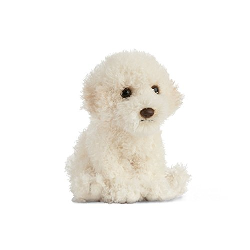 Living Nature Soft Toy - Stofftier Labradoodle Welpe (16cm)