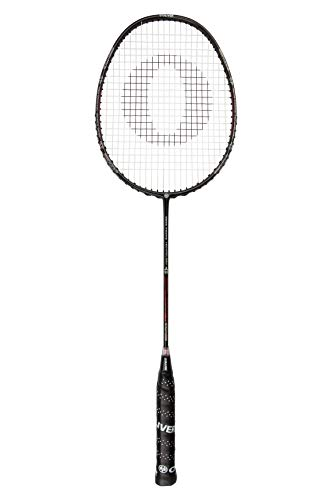 Oliver Badminton Schläger Eplon 9.1. (Spitzenklasse für Allroundspieler mit Profibesaitung)