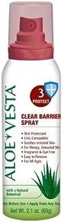 Convatec Aloe Vesta Protective Barrier Spray 2.1 Oz - Model 413401 by ConvaTec