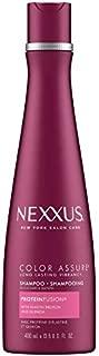 (PACK of 2) Nexxus Color Assure Replenishing Color Vibrancy Shampoo, 13.5 oz (400 ml) EACH