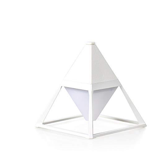 Lámpara de escritorio LED Fashian Pyramid Interruptor táctil práctico Lámparas de pie Protección ocular a prueba de agua Lámpara de cabecera USB Luz de piso lámpara de escritorio flexible del LED