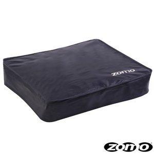 Zomo PP-L beschermhoes voor 19 inch mixer en platenspeler van vele bekende DJ-merken