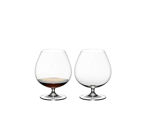 Riedel Vinum Brandy Glass, Set of 2