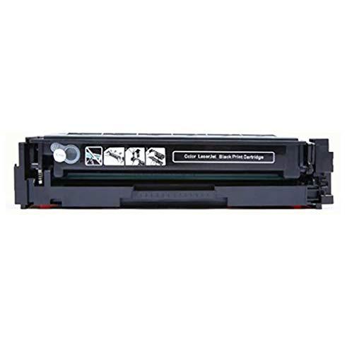 CF450A CF451A CF452A CF453A tonercartridge Compatibel met de HP Color LaserJet BEDRIJF MG530N M653X 653DH M681F M681DH M681Z MFP M681F 682Z 655A Printer, 4 kleuren,Black toner cartridge