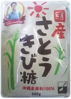 三井製糖 国産さとうきび糖 600g