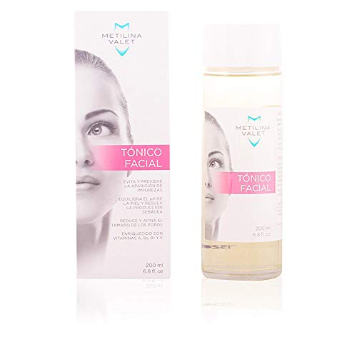 Metilina Valet Tónico Facial para Mujer - 200 ml