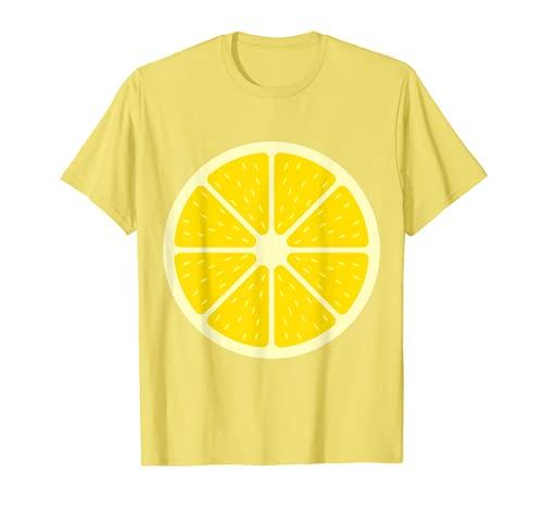 Disfraz de limn para carnaval de frutas Camiseta