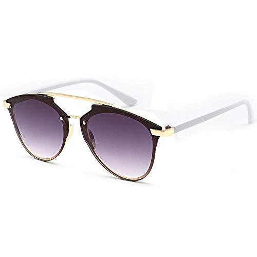 JIAOBU Polarisierte Sportsonnenbrille blendfreies ultraviolettes Licht und strapazierfähiger Rahmen, geeignet für alle Sportarten mit doppelter Grauer Folie