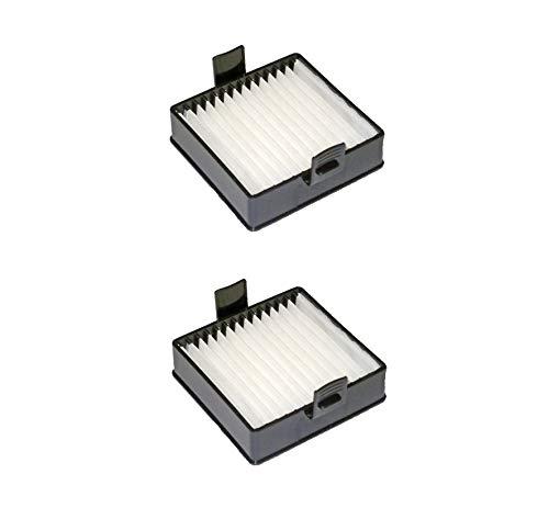 RYOBI OEM 019484001007 2P schnurloser Handstaubsauger-Luftfilter P712